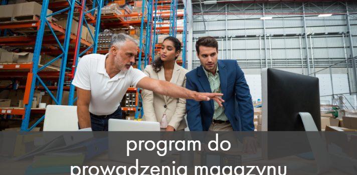 program do prowadzenia magazynu
