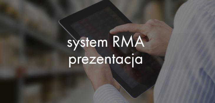 system rma prezentacja