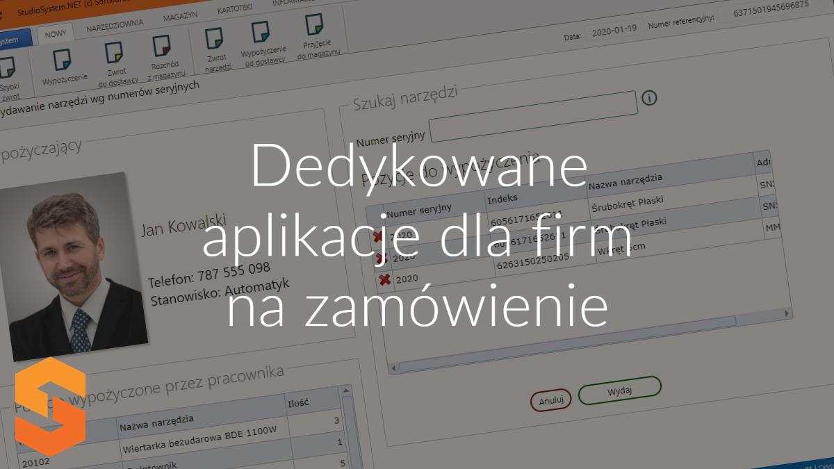 usługi it poznań,dedykowane aplikacje dla firm na zamówienie