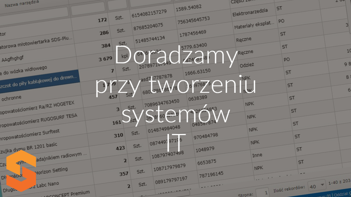 oprogramowanie jako usługa,doradzamy przy tworzeniu systemów it