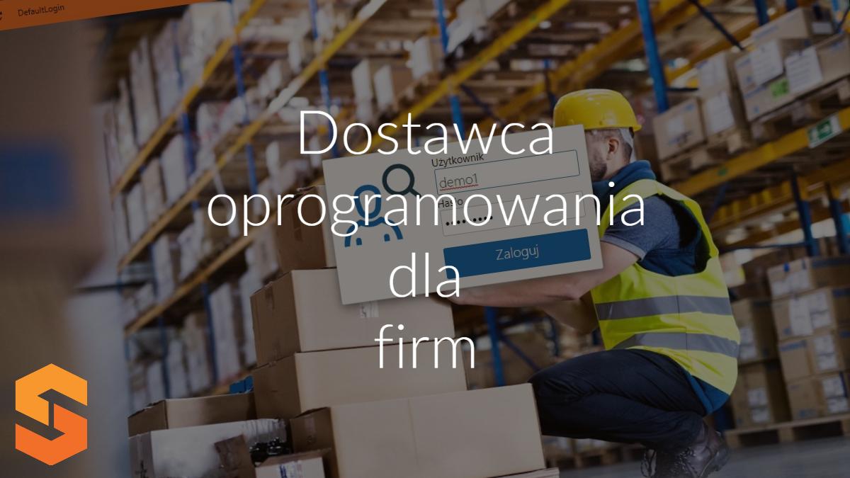 oprogramowanie jako usługa,dostawca oprogramowania dla firm