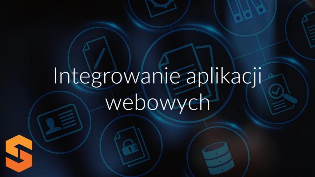 Integrowanie aplikacji webowych