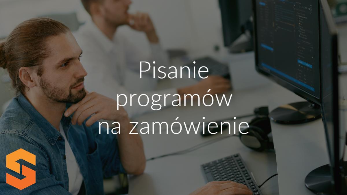 integrowanie aplikacji webowych,pisanie programów na zamówienie
