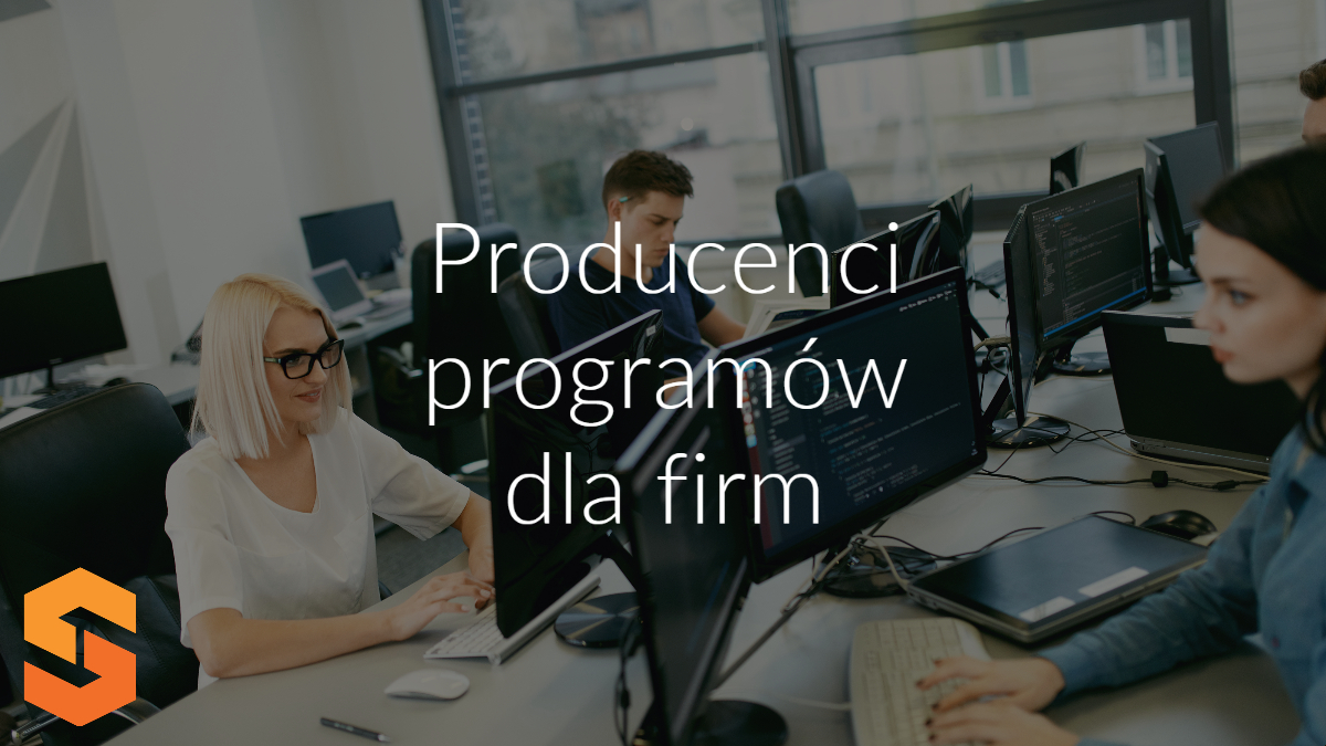 softwarehouse,producenci programów dla firm