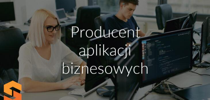 Producent aplikacji biznesowych