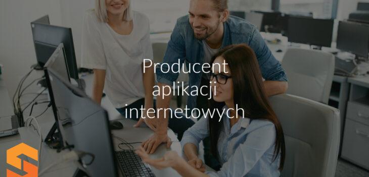Producent aplikacji internetowych