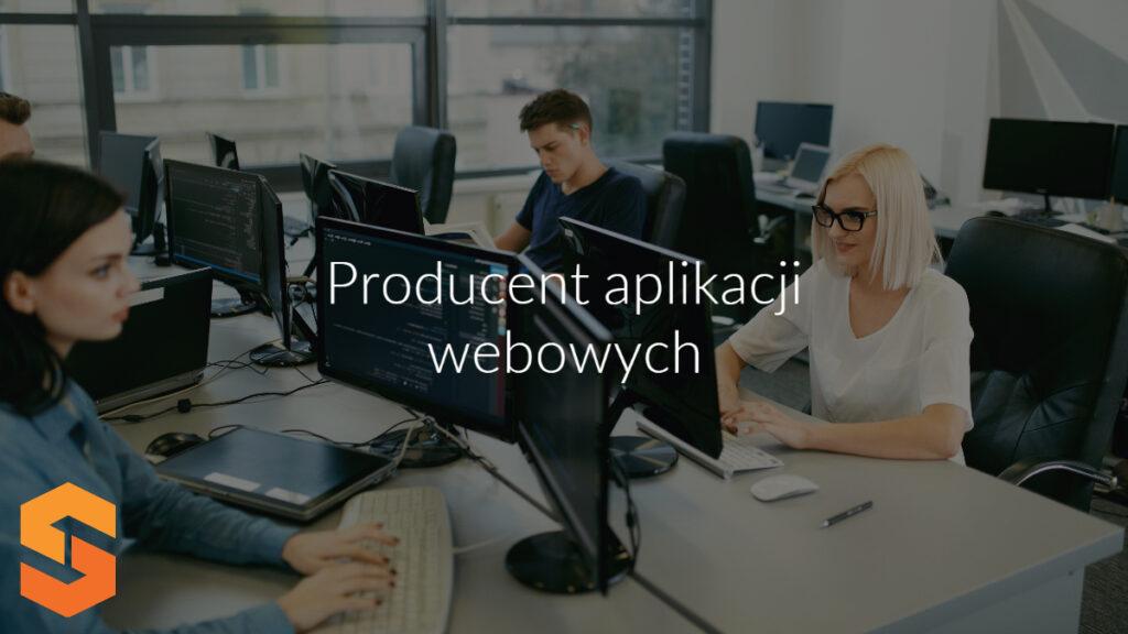 Producent aplikacji webowych