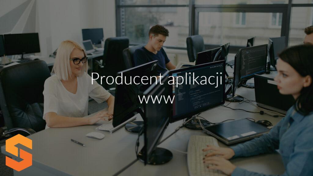 Producent aplikacji www