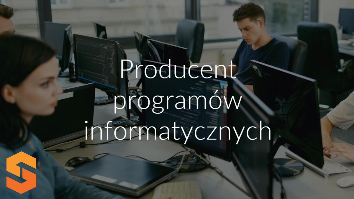 dostawca oprogramowania na zamówienie,producent programów informatycznych