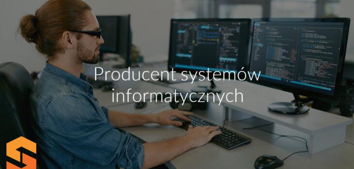 Producent systemów informatycznych