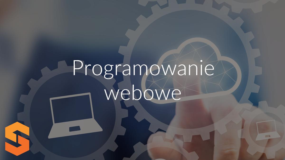 producent aplikacji internetowych,programowanie webowe