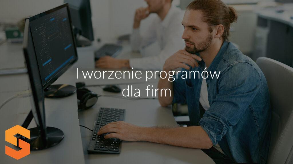 Tworzenie programów dla firm
