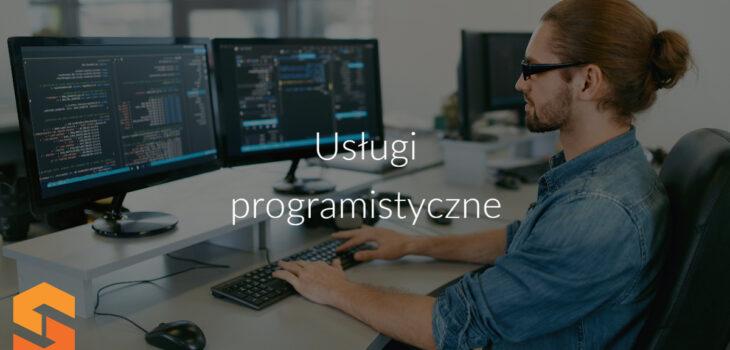 Usługi programistyczne