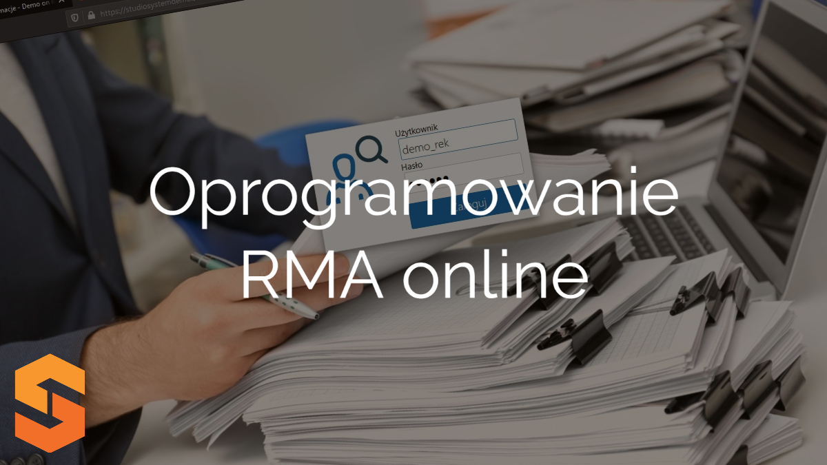 system rma on-line,oprogramowanie rma
