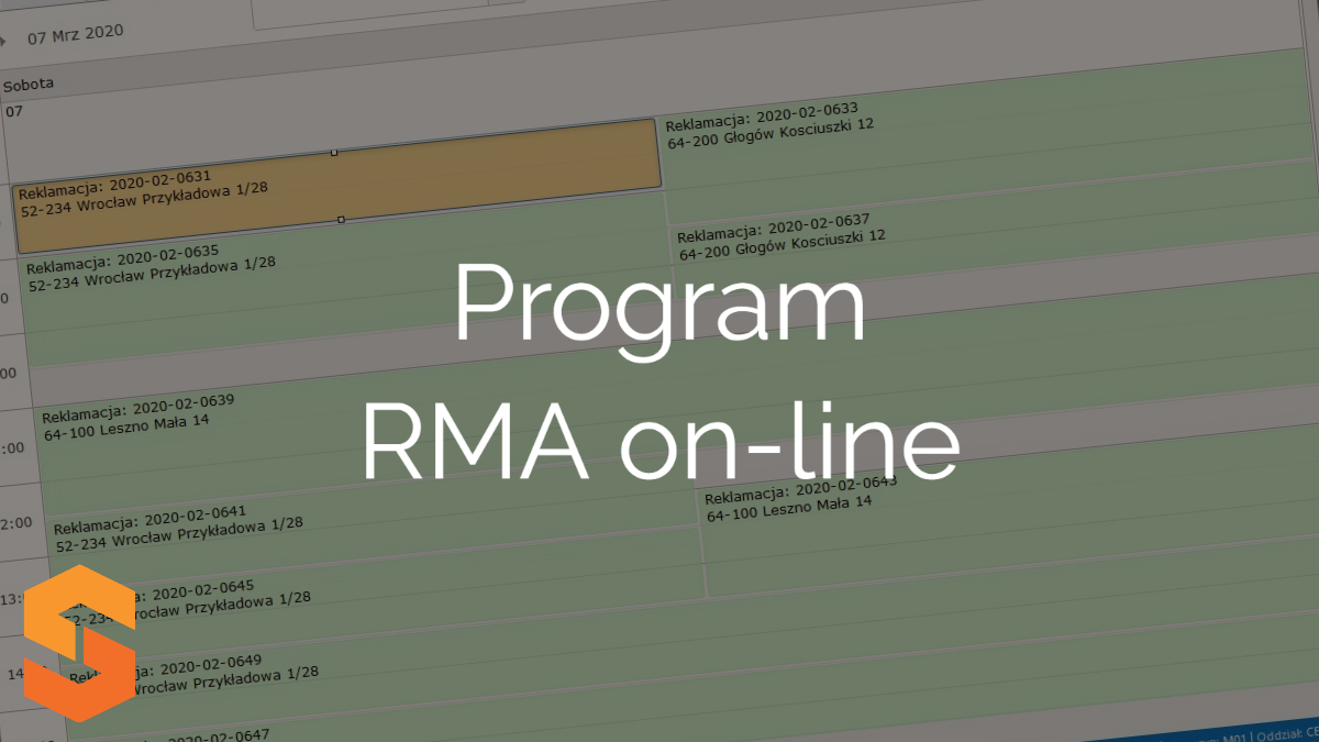 reklamacje software house,program rma on-line