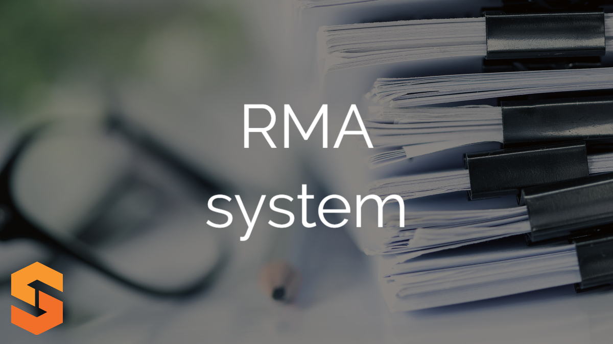 rma,rma system