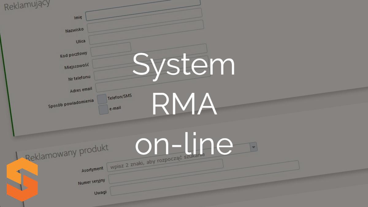 reklamacje online,system rma on-line