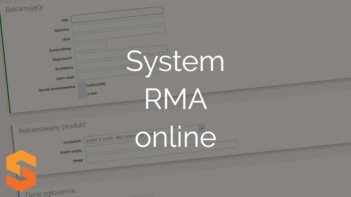 system rejestracji zgłoszeń online,system rma online