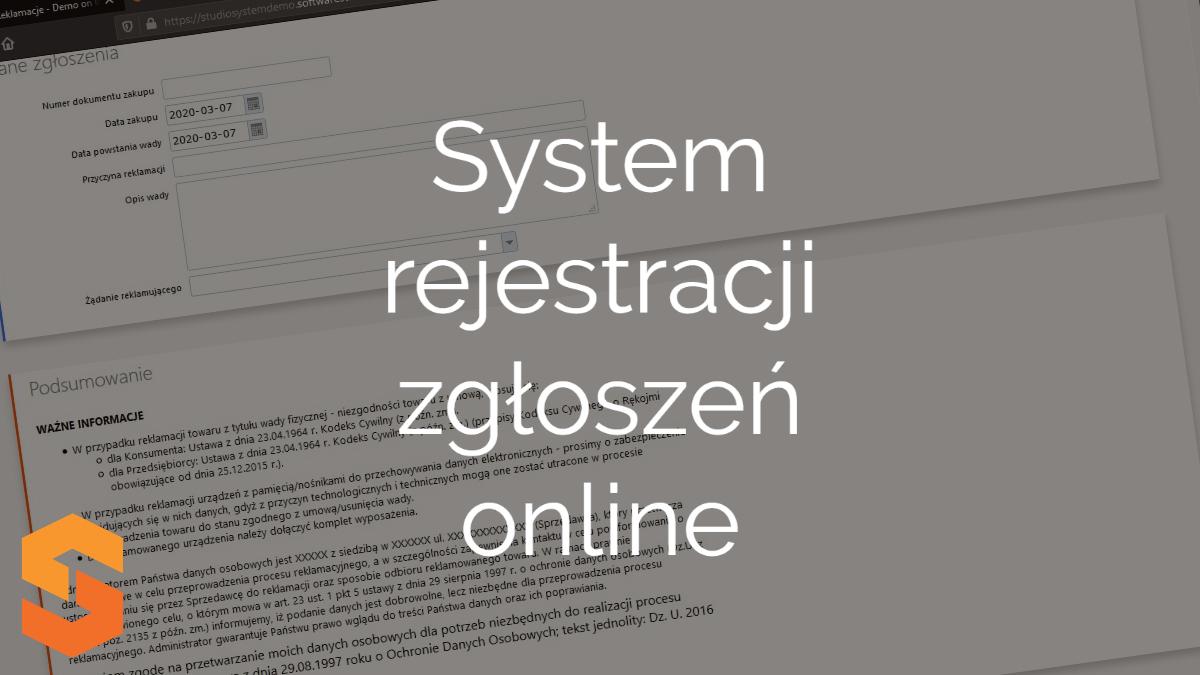 rma software,system rejestracji zgłoszeń online
