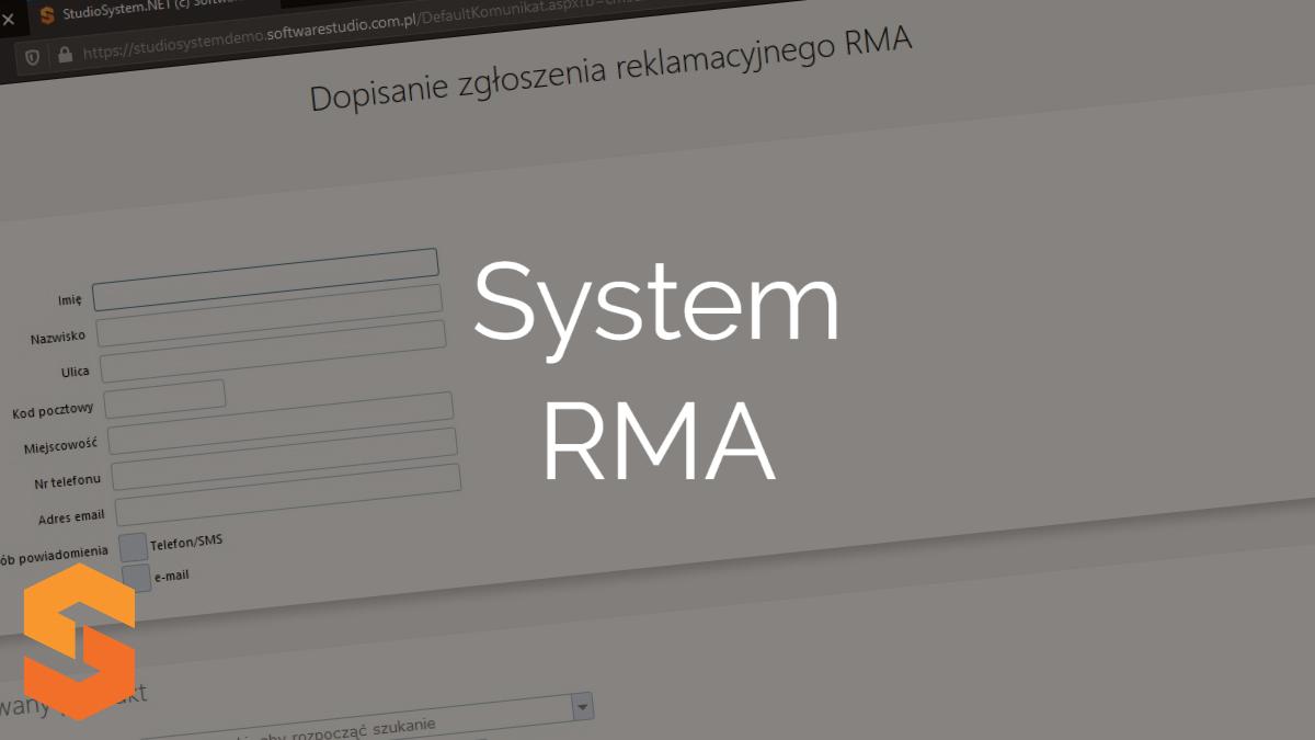 zarządzanie reklamacjami,system rma